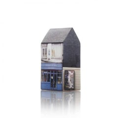 Tower of Babel: Sculpture No. 0903, 9 Fortis Green N2 9JR by Barnaby Barford