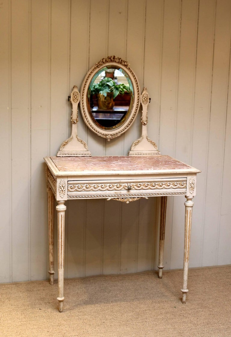 French original painted dressing table for sale at stdibs