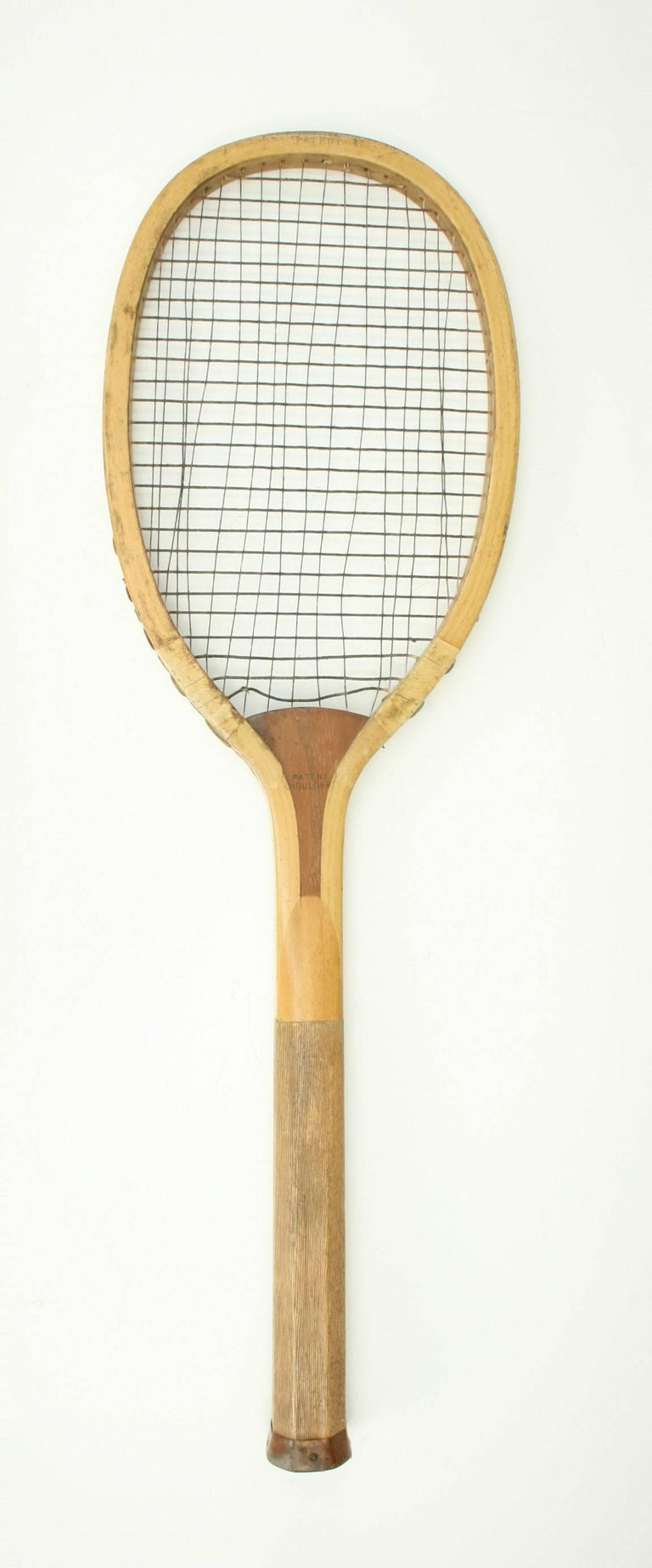 English Doherty Lawn Tennis Racket For Sale