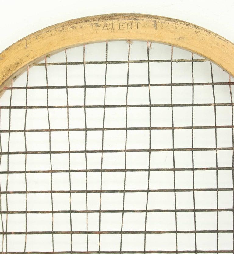 Ash Doherty Lawn Tennis Racket For Sale