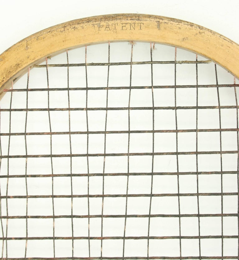 Doherty Lawn Tennis Racket For Sale 1