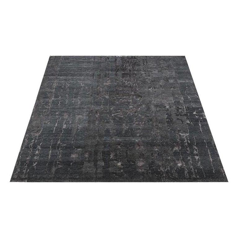 For Sale: Black (Reve Gunmetal) Ben Soleimani Reve Rug 8'x10'