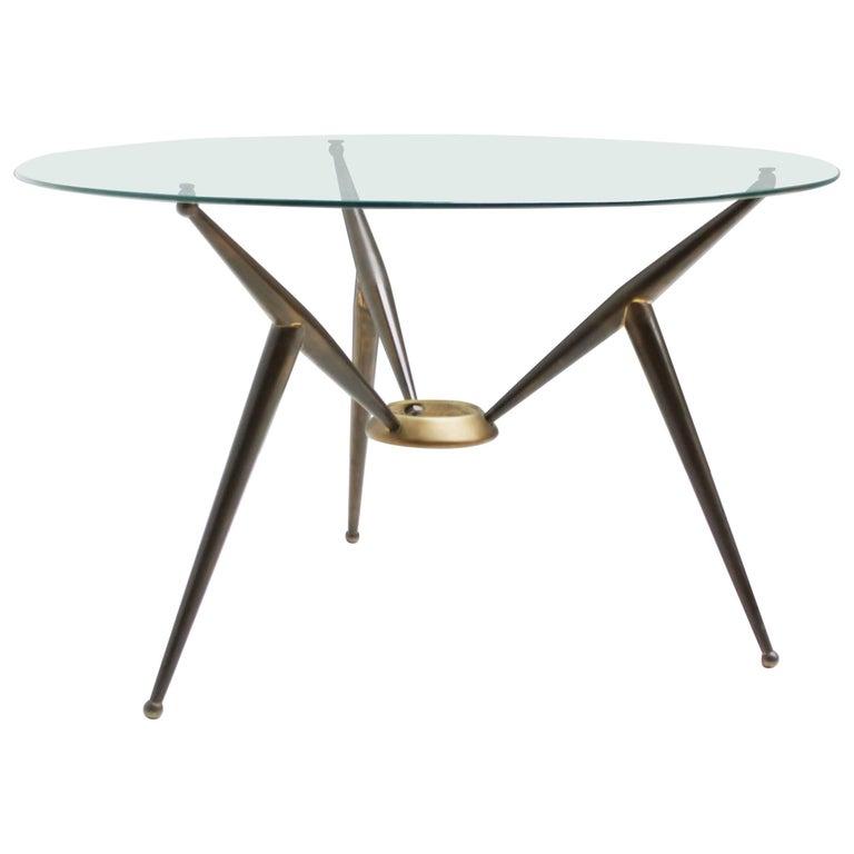 Italian Coffee Table in the Style of Gio Ponti