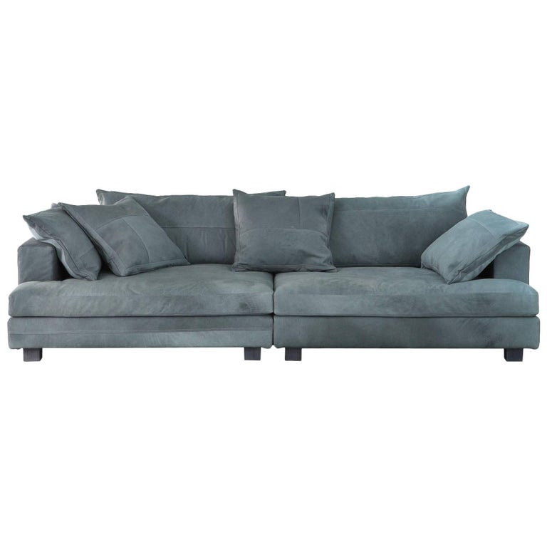 """Cloud Atlas"" Four-Seat Sofa with Fiber or Goose by Moroso for Diesel"