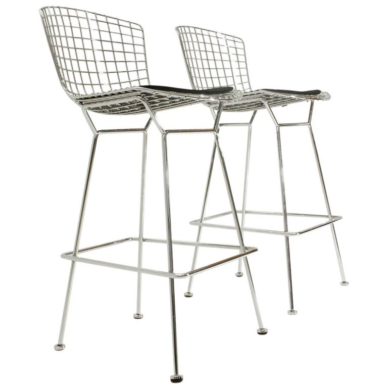 Bertoia Stool by Harry Bertoia for Knoll