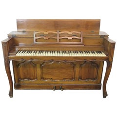 Country French Piano Attributed to Auffray