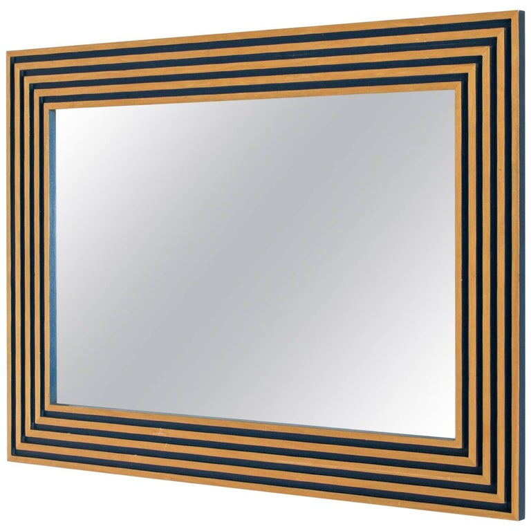 Wall Mirror by Susanne Tucker and Maurice Holland