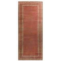 Persian Sereband Circa 1930 Corridor Rug Carpet