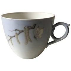 Royal Copenhagen Art Nouveau Coffee Cup No. 2911/9070