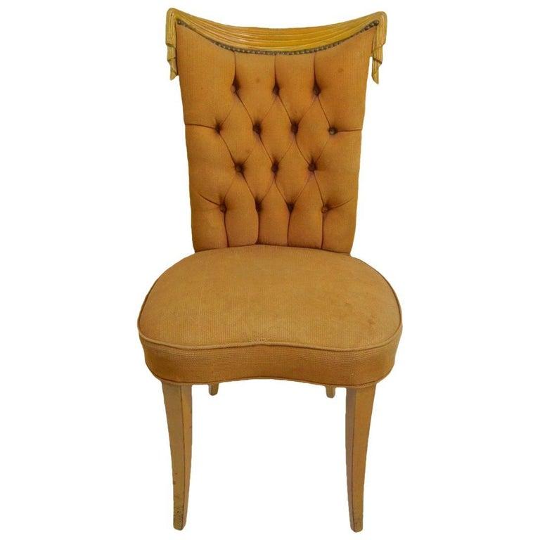 Boudoir Chair by Grosfeld House