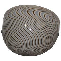 Sconce Murano Art Glass Effetre Lino Tagliapietra Design