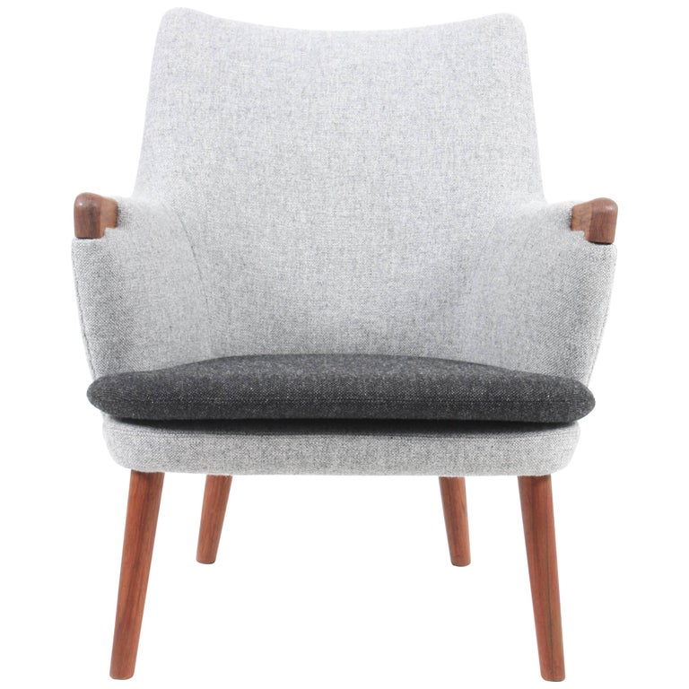 Lounge Chair by Hans J. Wegner