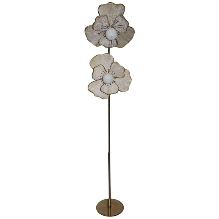 Particular Floor Lamp for Decoration 1970s Very Chic and Elegant