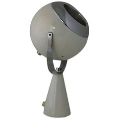 Gepo Style Metal Space Age, Eyeball Table Lamp