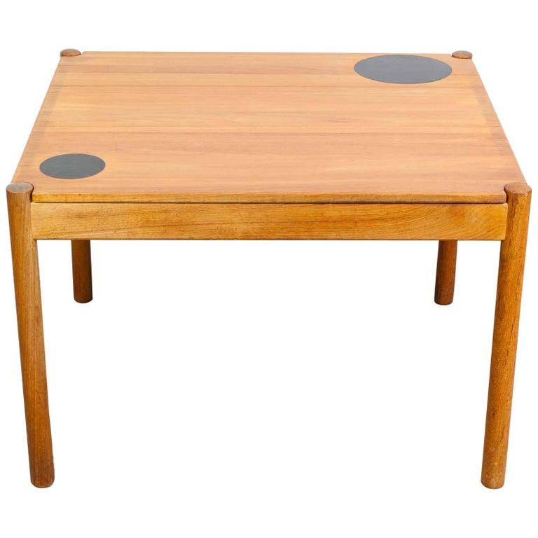 1960s Danish Magnus Olsen for Durup Reversible Coffee Table