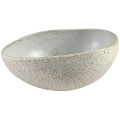 Contemporary Ceramic Large Bowl No. 119 by Yumiko Kuga