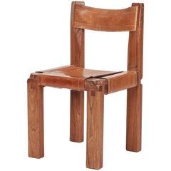 Pierre Chapo S11 Chair, 1960s