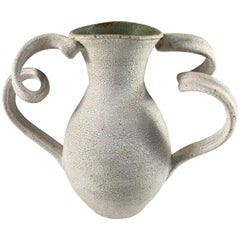 Contemporary Ceramic Amphora Vase No. 151 by Yumiko Kuga
