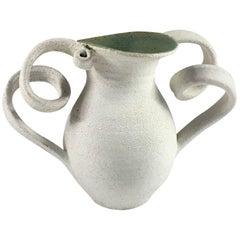 Contemporary Ceramic Amphora Vase No. 156 by Yumiko Kuga