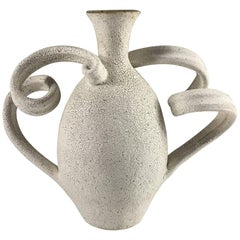 Contemporary Ceramic Amphora Vase No. 157 by Yumiko Kuga