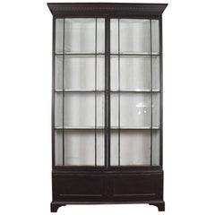Elegant Georgian Bookcase