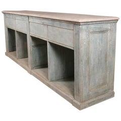 Large Painted Dresser Base