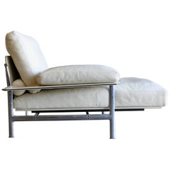 """Diesis"" Chaise Longue by Antonio Citterio & Paolo Nava for B&B Italia"