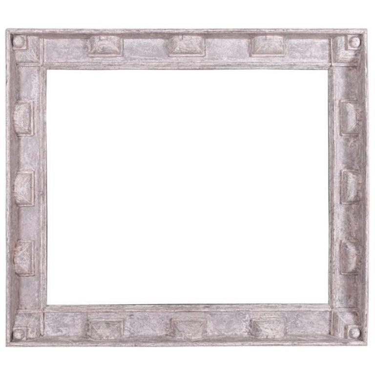 Custom Built Mirror Frame
