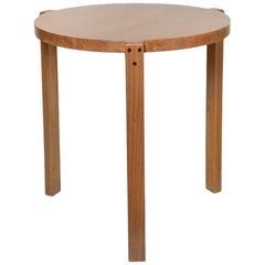 Girafa Table, Modern Brazilian Design by Baraúna, Handmade of Solid Wood