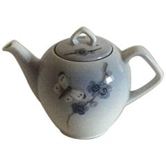 Royal Copenhagen Art Nouveau Mini Tea Pot #2322/9136
