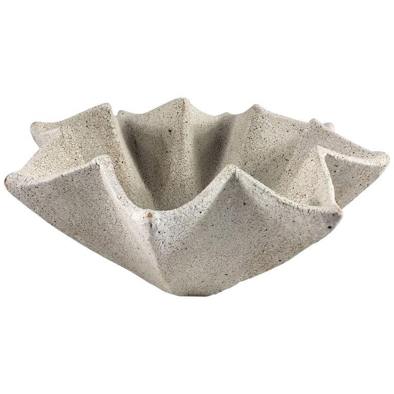 Contemporary Ceramic Star Bowl No. 212 by Yumiko Kuga