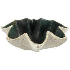 Contemporary Ceramic Star Bowl No. 220 by Yumiko Kuga