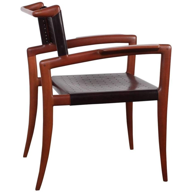 Klismos Chairs by Charles Allen For Sale