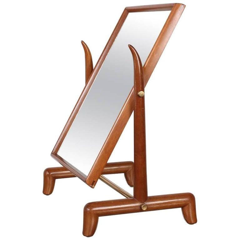Tabletop Mirror by T.H. Robsjohn-Gibbings For Sale