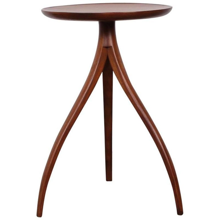 Side Table by Edward Wormley for Dunbar For Sale