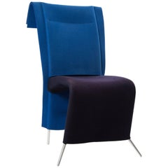 Borek Sipek Filzka Chair for Scarabas Made of Felt