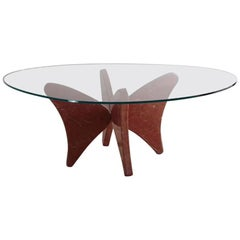 Rosso Alicante Table