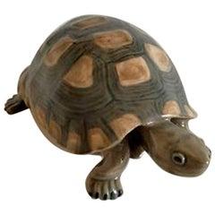Royal Copenhagen Figurine Tortoise #552