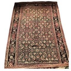 Agra 19th Century Carpet Rug