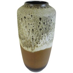West German Large Ceramic Vase