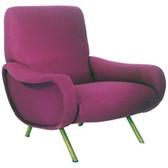 Marco Zanuso Lady Chair by Artiflex, 1951