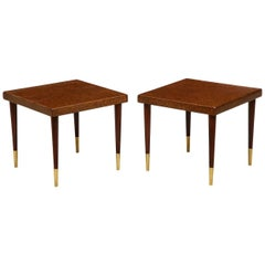 Paul Frankl Side Tables