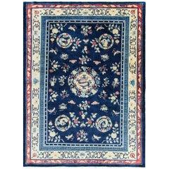 Art Deco Dragon Chinese Carpet