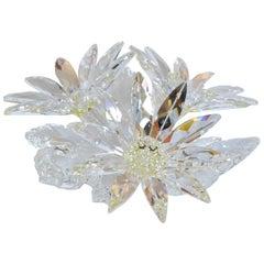 Large Limited Edition Swarovski Flower Arrangement