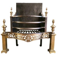 Late 19th Century Fire Grate