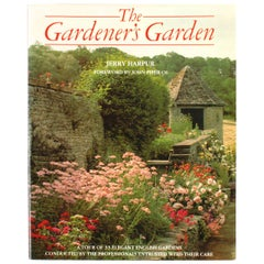 """The Gardener's Garden by Jerry Harpur"" Book, First Edition"