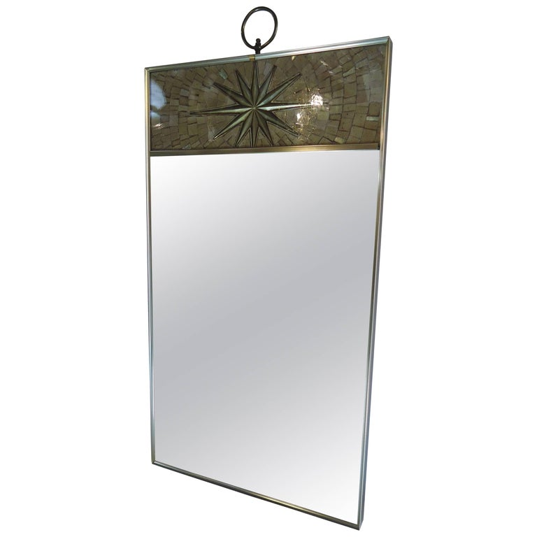 Midcentury Modern Mirror by Turner