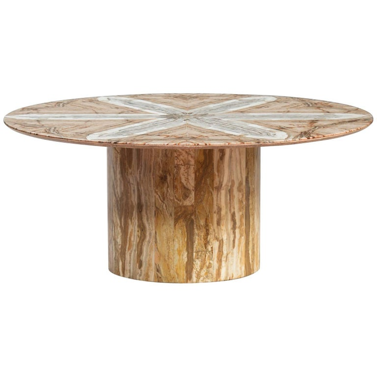 Onyx Italian Coffee Table