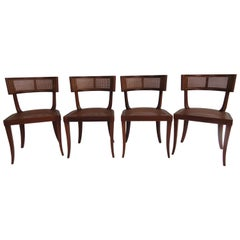 Set of Four T.H. Robsjohn-Gibbings Side Chairs