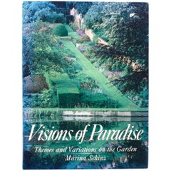 """""""Visions of Paradise: Themes and Variations on the Garden"""" Book"""